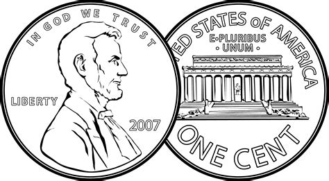 sides   penny clipart