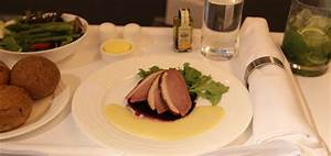 Emirates Business Class Food Review - Airline Ratings