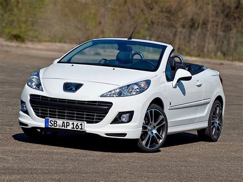 peugeot car one peugeot 207 cc specs 2009 2010 2011 2012 2013 2014
