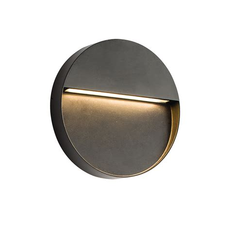 black round wall light tuscana exterior round wall light in textured black paint