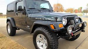 2005 Jeep Rubicon LJ Unlimited, only 10,400 miles ...