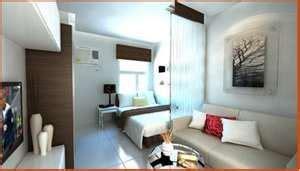 20sqm studio type unit Condo interior design Condo