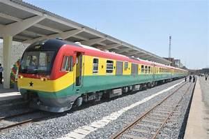 Hungary Takes Up Railways Development In Ghana