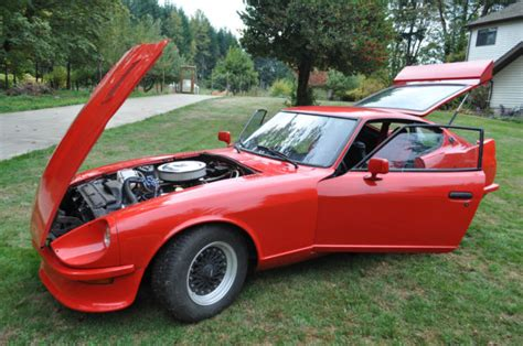 Datsun Scarab by 1972 Datsun 240z With Scarab Modifications For Sale