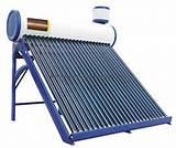 Solar Heating Video