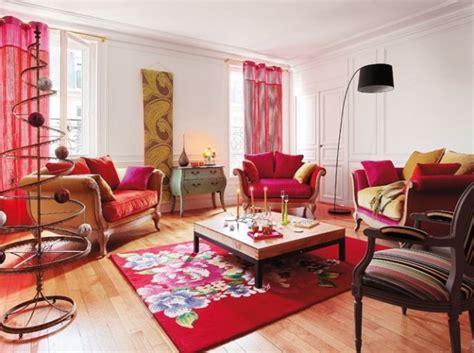 ambiance cuisine décoration salon classique