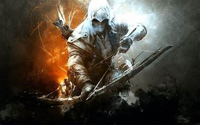 Creed Fantasy Wallpapers Assassin Assasins Backgrounds Background