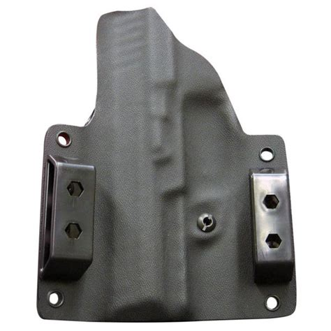 Low Profile OWB Kydex Belt Holster - The Best Kydex