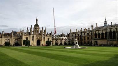 Cambridge England University Campus Visit Summary Travel