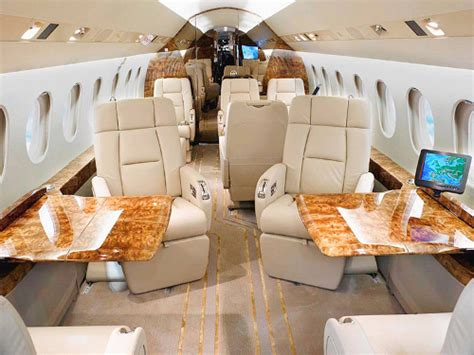 Falcon 2000 Performance, Specifications And Comparisons