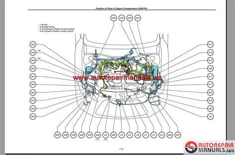 toyota camry  workshop manual auto repair manual