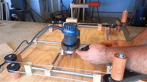 Router Jig - Etch A Sketch Style! - YouTube