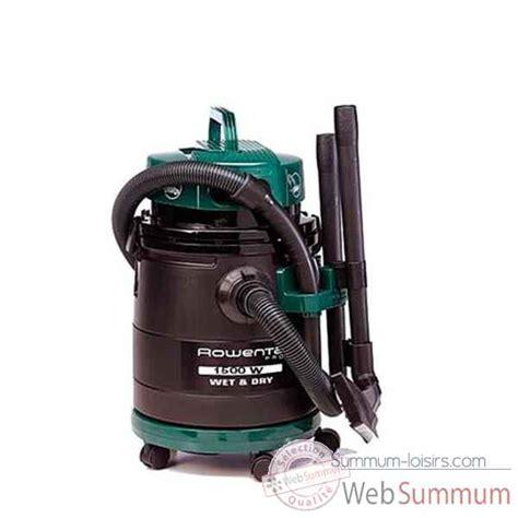 aspirateur et cuisine rowenta aspirateur eau et poussière cuve professionnel de