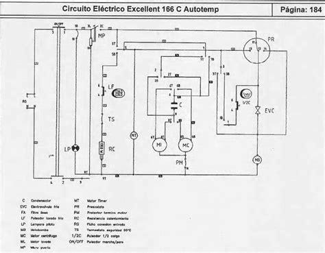 solucionado necesito conectar un timer ec 4606 01 b con un esquema de c yoreparo