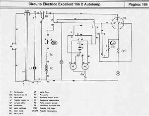 Diagrama Del Circuito Electrico Lavarropas Whirlpool Wfa