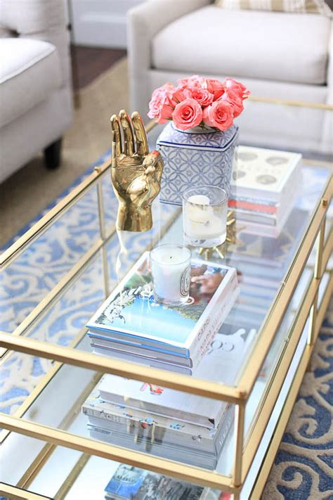 More often than not, no matter how hard we try and how many precautions we take, there comes a time when we need to replace the glass coffee table top. Coffee Table Styling Tips - Design Ideas - Home with Keki