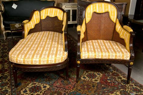 chaise style louis xiv louis xiv style two chaise for sale at 1stdibs
