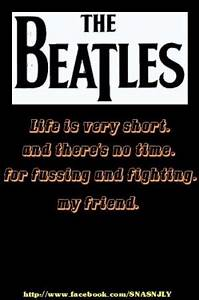Top Beatles Son... Beatles Bes Quotes