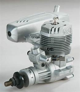 Brand New Os  95 Ax Two Stroke Rc Airplane Engine With