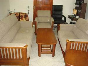 Modele De Salon : salon en bois djibouti ~ Premium-room.com Idées de Décoration