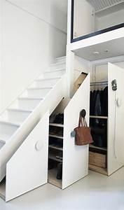 Treppe Mit Schubladen : schrank unter die treppe stellen eine tolle idee ~ Michelbontemps.com Haus und Dekorationen