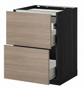 Meuble De Cuisine Haut Ikea : fixation meuble haut de cuisine image sur le design maison ~ Teatrodelosmanantiales.com Idées de Décoration