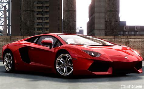 Lamborghini Aventador Modification by Gta 4 Lamborghini Aventador Lp700 4 2012 Wheel Modified