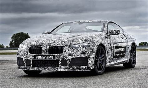 Bmw M8  Performance Version Of The New 8 Seres Has Been