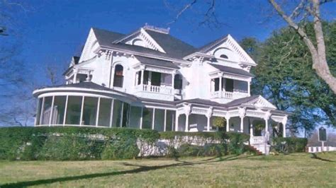 Queen Anne Victorian Style House Plans