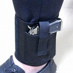Concealed Carry Universal Pistol Ankle Holster Leg Gun