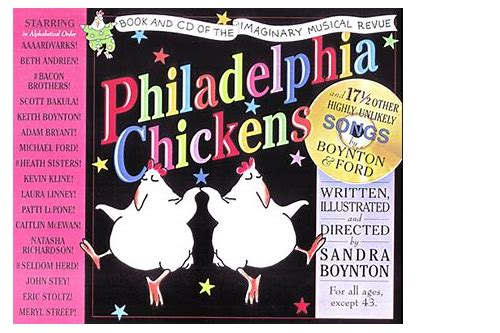 philadelphia chickens songs download