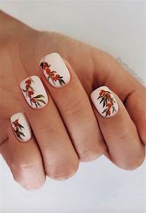 top 71 best fall nail designs 2020 to fall in with