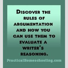 Reading Comprehension Part 4 Logical Reasoning  Practical Homeschooling Magazine