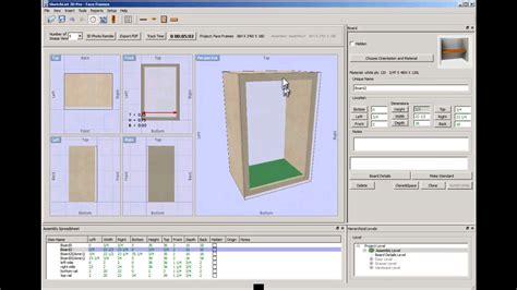 furniture design software  woodworking