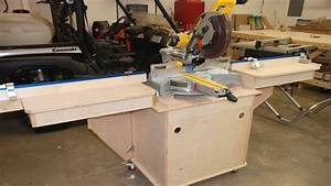 Build the Fine Woodworking Miter Saw Station Pt 1 - YouTube