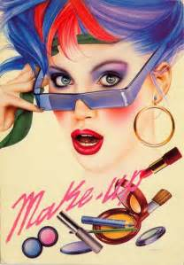 1980s Airbrush Illustration
