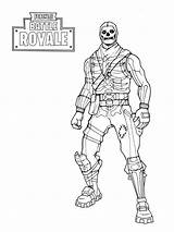Fortnite Coloring Pages Printable Boys sketch template