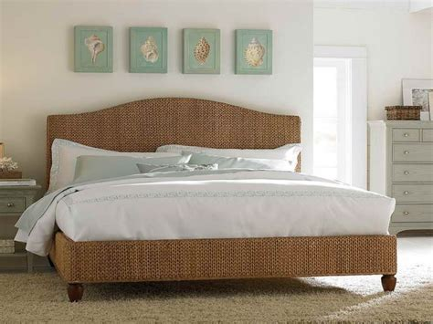 Headboard Ideas For King Size Beds by Stylish Rattan King Size Headboards Ideas Shape Of