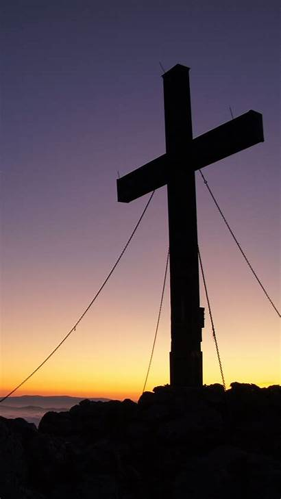 Cross Iphone Wallpapers Android Backgrounds Jesus Cool
