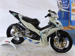 The Modification Yamaha Jupiter Mx