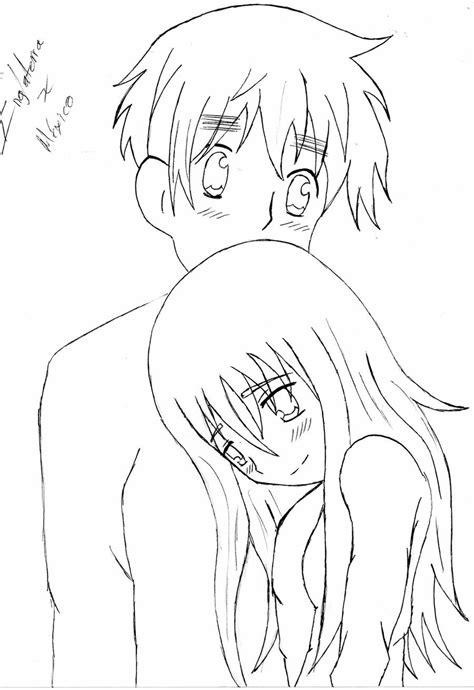 dibujo para mi tia XD by Ahiru Matsuki on DeviantArt
