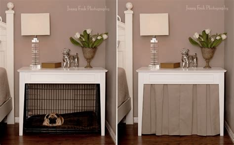 Night Stand Top Covers by 21 Stylish Dog Crates Home Stories A To Z