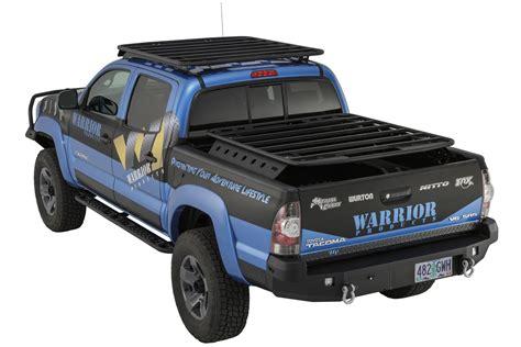 bed rack tacoma warrior products 4810 tacoma bed rack ebay