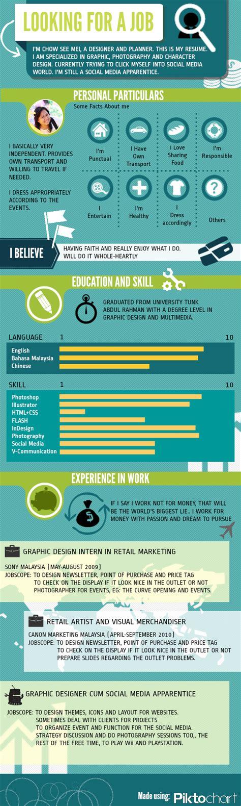 cv piktosume business infographics