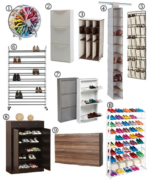 best shoe racks cabinets stands 2012 apartment