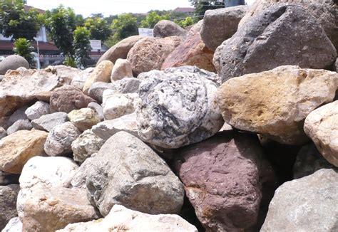 batu  studi bahan bangunan universitas diponegoro