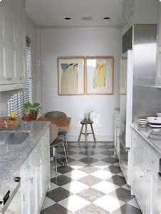 Ideas for Small Galley Kitchen Floor Tile