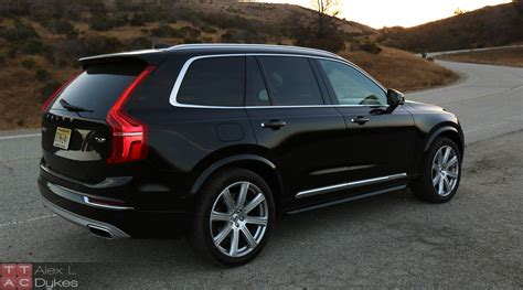 volvo vehicles 2016 volvo xc90 inscription interior 001 the truth about