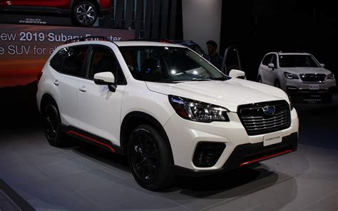 le subaru forester  redessine   spacieux