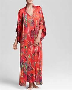 Lyst - Natori Katerina Kimono Robe